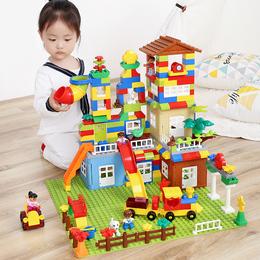 乐高积木城市拼装女孩男孩子3儿童玩具1-2周岁六一儿童节礼物