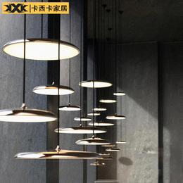 北欧吊灯现代简约单头餐厅灯极简吊灯丹麦吧台灯创意个性餐厅灯具
