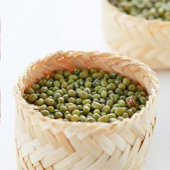 农家自种笨绿豆 500克 清热解暑 解毒|夏天到了喝绿豆汤