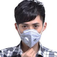 绿呼吸KN95专业防雾霾口罩防护呼吸阀活性炭工业防尘肺粉尘