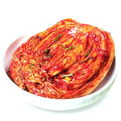 韩国泡菜正宗辣白菜4斤