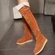 冬日美腿藏不住の长靴