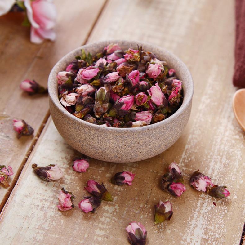 买1送1 花草树木 玫瑰花茶 平阴玫瑰花新花茶 干玫瑰花蕾 花草茶
