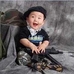 分年龄段给宝宝选购玩具枪