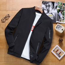 Men's jacket, spring and autumn 2019 new thin youth autumn baseball suit, casual jacket, men's jacket