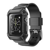 美国supcase苹果Apple Watch手表表带保护壳套iwatch4/2/3外壳表套