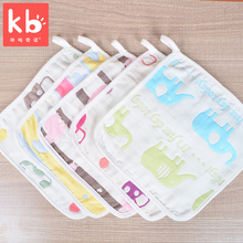 Gauze towel, baby mouth towel, children's products, face washcloth, baby scarf, cotton handkerchief handkerchief.