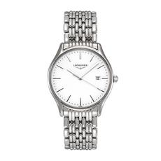 正品全球联保 律雅系列瑞士浪琴手表L4.759.4.12.6男士石英手表