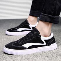 子男潮鞋 男士 韩版 板鞋 春季新款 流行学生百搭低帮鞋 运动鞋 休闲鞋