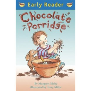 英文原版 Early Reader: Chocolate Porridge