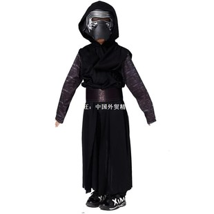 Boys Deluxe Star Wars The Force Awakens Kylo Ren Classic Cos