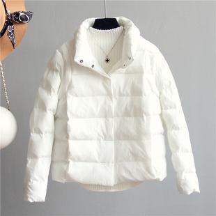 棉衣女短款2017冬装新款轻薄小棉袄韩版冬季时尚外套女时髦棉服潮