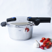 German Fischer New Weida High Speed Fast Pot Pressure Cooker Pressure Cooker Household Gas Electromagnetic Furnace Universal Large Capacity