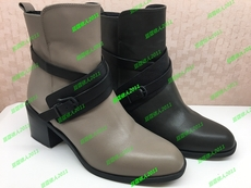 专柜正品 tigrisso/蹀愫  2017冬款 短靴 TA87530-13/1898