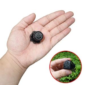 最小型迷你<span class=H>数码</span>相机 高清微型拇指摄像机无线插卡录像摄像头