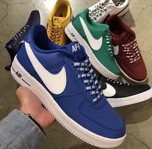 日本代购 NIKE AIR FORCE 1 '07 LV8 823511 七色秋季新款