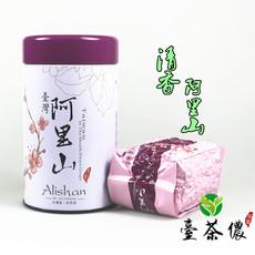 台茶侬 台湾阿里山金萱茶高山茶 清醇甘鲜 原装清香冻顶乌龙茶