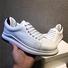 包邮 林家潮鞋馆2017春季新款系带低跟真皮低帮鞋