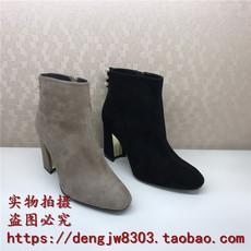 tigrisso/蹀愫2017年冬季新款靴子 女鞋 专柜正品 TA87505-11