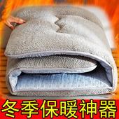 加厚磨毛榻榻米床垫子学生宿舍床褥子垫被 单人床0.9m床1.2m床