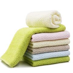 【米折网专享】波纹毛巾 薄款春夏季 毛巾纯棉批发 吸水买三送一