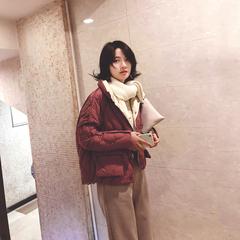 2018冬装新款韩版轻薄宽松bf棉服女装短款学生棉衣外套小棉袄冬季