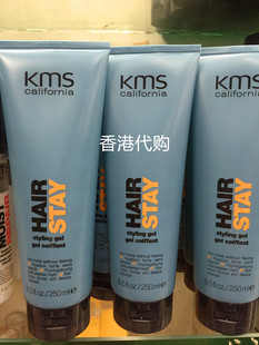 KMS Hair Stay Styling Gel (8.5 oz.) 公里的头发保持发胶(8.5