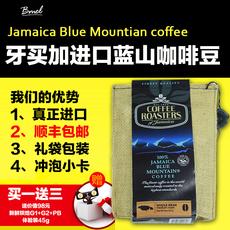 新一批原装进口牙买加蓝山咖啡豆coffee roasters豆227g黑咖啡豆