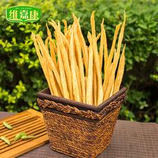 农家手工许昌腐竹干货豆制品素肉支竹豆皮腐竹丝吃货特产零食200g