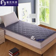 好梦来家纺学生宿舍单人床垫 加厚保暖竹碳垫被 0.9/1.0/1.2米