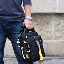 手提单肩包男斜挎包牛津布旅行包运动休闲潮包 新款 tough男包时尚