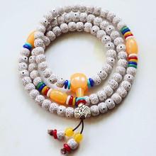云南西藏饰品民族风手链复古水晶佛珠手串编织首饰百搭男女小礼品