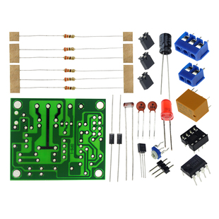 OPS-1 DIY Light-Operated Switch Kit Light Control Switch Pho