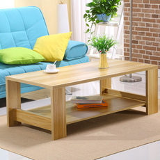 简约办公室客厅迷你茶几功夫泡茶咖啡桌榻榻米小户型方形简易木质
