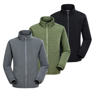 Sweaters Men Pullovers Zipper Stand Collar Man Clothes Coat