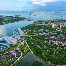 途牛深圳 新加坡6天4晚自由行卡尔登酒店地铁站景点步行可达