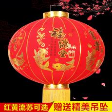 灯笼吸顶盘 挂勾 羊皮灯笼 大红灯笼 木雕宫灯专用配件 复古色