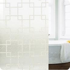 正品透光不透明自粘玻璃贴膜 防晒磨砂玻璃贴纸 浴室卫生间移门窗
