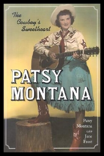 【预订】Patsy Montana: The Cowboy's Sweetheart