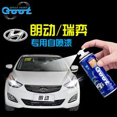 北京现代朗动瑞奕汽车用修补漆笔手自喷漆划痕维修复防锈涂油漆笔