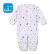 丽婴房婴儿衣服 迪士尼宝宝纯棉连身装内衣妙妙装内衣 2016秋