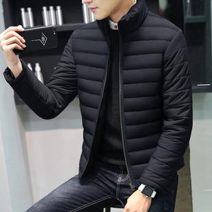 2016新款冬季男士棉服青年加厚棉衣外套冬衣冬天短款男装上衣服潮