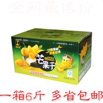 百年树芒果干 水果干独立小包装整箱6斤休闲零食品3000克促销优惠