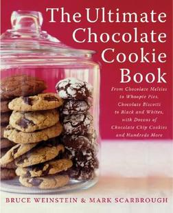 【预售】The Ultimate Chocolate Cookie Book: From Chocolate