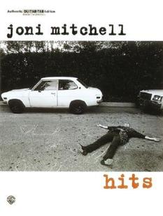 【预订】Joni Mitchell -- Hits: Authentic Guitar Tab