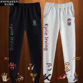 篮球运动裤男士学生休闲裤子小脚卫裤长裤詹姆斯库里哈登凯里欧文