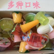 夏三优果冻散装大礼包 5斤包邮牛奶多种口味混搭休闲办公室零食品