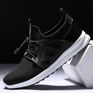 LOKNY/骆康男鞋 2018新款春季运动休闲鞋潮流板鞋男士潮鞋布鞋