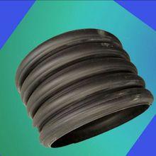 配件黑色管道中空同城基础排水管 2016新款 管材波纹管建材提货