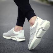 韩版 跑步运动鞋 子男潮鞋 休闲鞋 冬季加绒保暖男士 男鞋 潮流板鞋 棉鞋